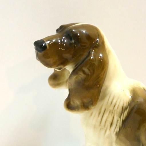 springer spaniel figurine