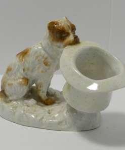 Porcelain Match Holder