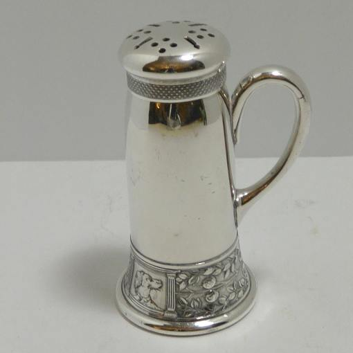 Sugar Shaker with dogs