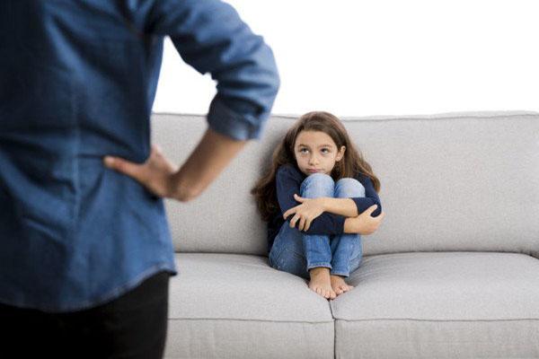 bugie figli madre sgridare