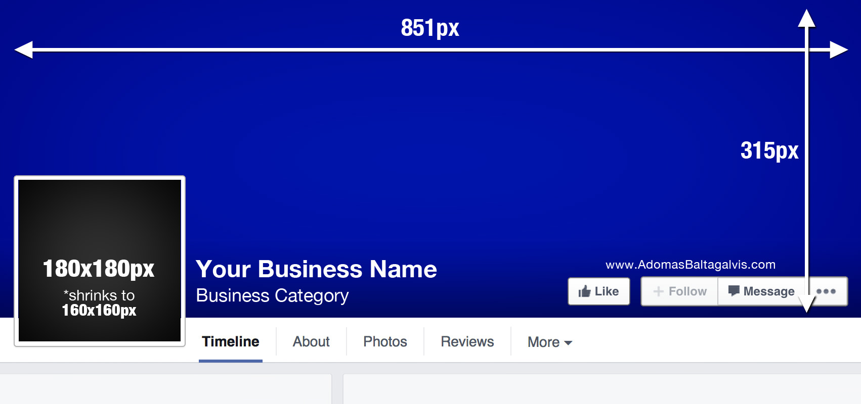 Facebook Cover Photo And Profile Picture Dimensions 2014
