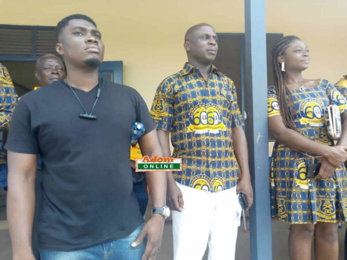 Photos: Kumasi Academy holds memorial service for departed students 5