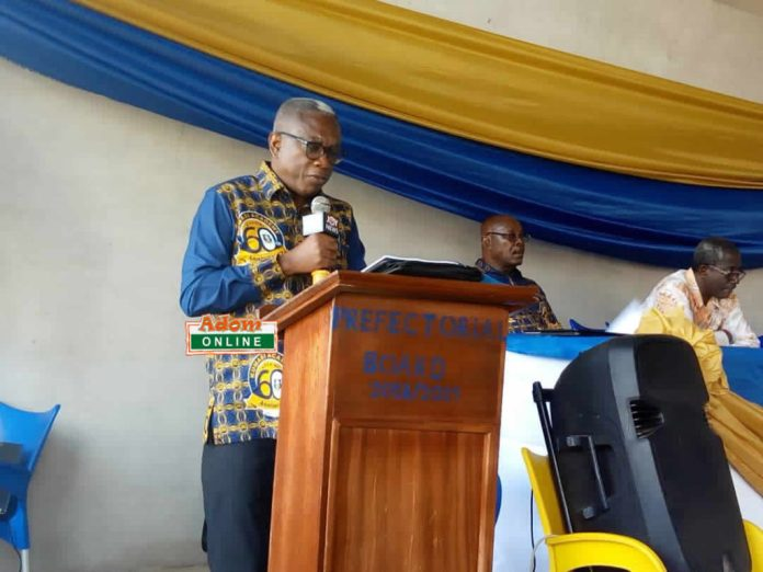 Photos: Kumasi Academy holds memorial service for departed students 2