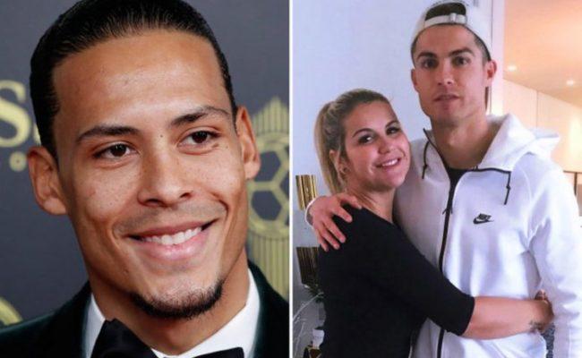 Cristiano Ronaldo S Sister Slams Van Dijk After Liverpool