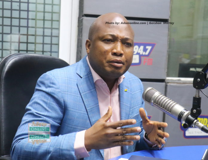 Member of Parliament (MP) for North Tongu, Samuel Okudzeto Ablakwa, has made a 10-point suggestion to government on how to generate revenue amid the fight against the new coronavirus, and appeals to government to cut down the pay of political Officeholders by 50%.