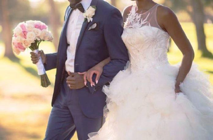 Lockdown dairies: Couple holds wedding online