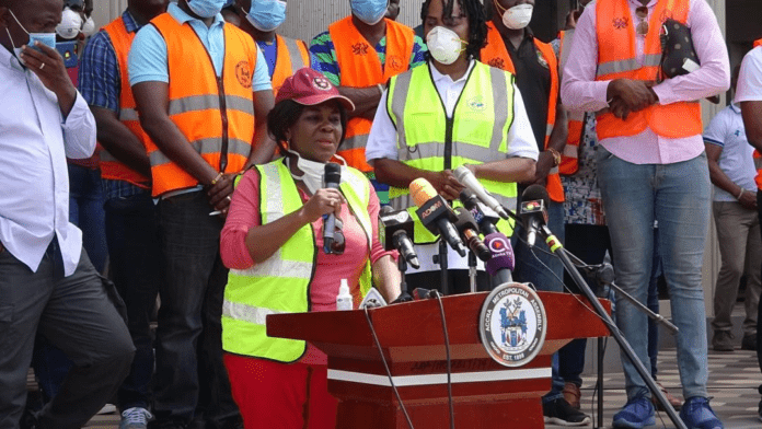 Accra is on course in becoming cleanest city in Africa - Cecilia Dapaah 4