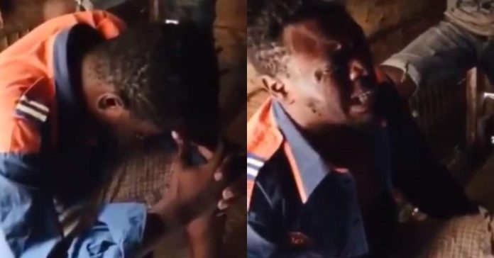 Man cries like toddler after listening to call between his girlfriend & best friend 1