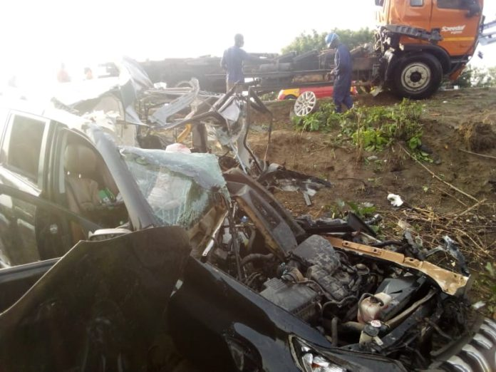 Three foreigners dead in gory accident at Gomoa Okyereko 6