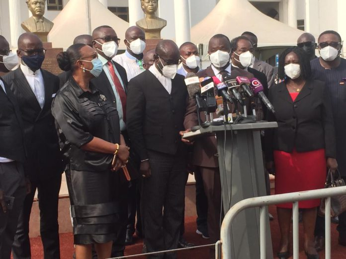 Dr Ayine renders unqualified apology to Supreme Court 4