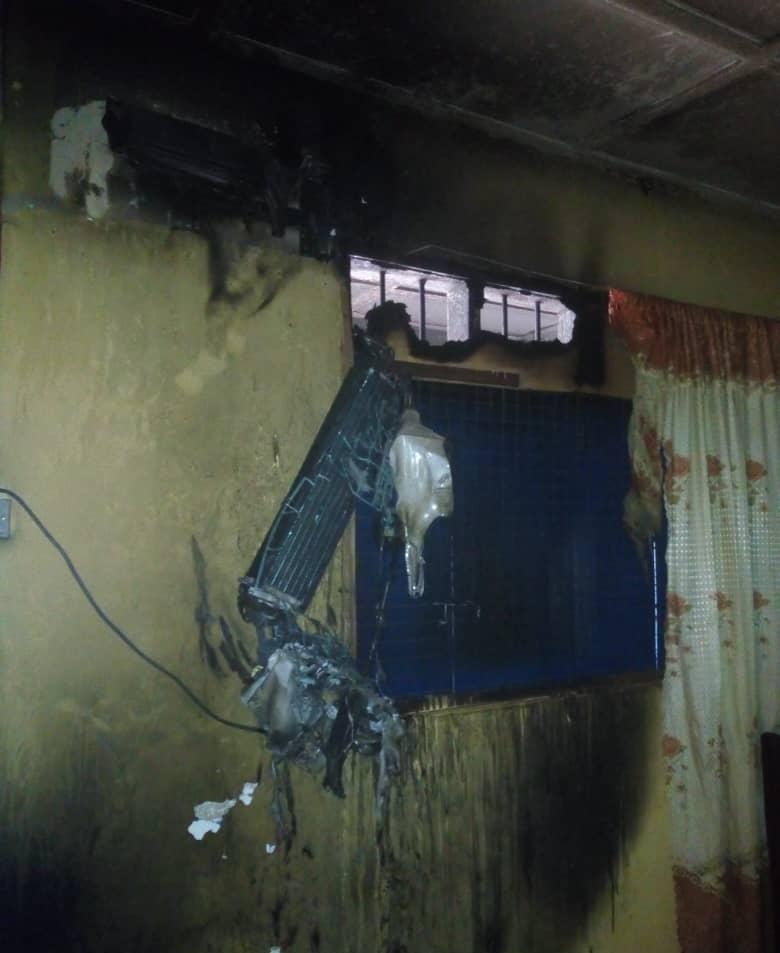 Photos: 19-year-old boy given 6-year sentence for burning police station 3