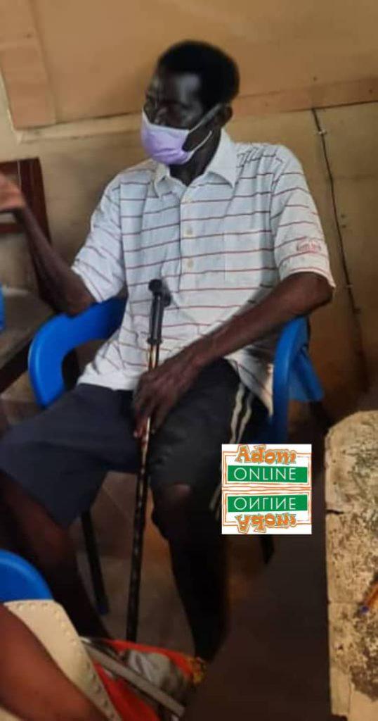 Retired police officer allegedly defiles granddaughter at Kasoa Ofaakor 2