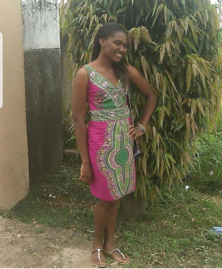 Throwback photo of Abena Korkor without hips pops up 2