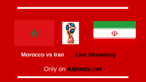 Morocco vs Iran Live Streaming in HD quality