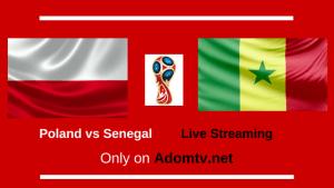 Poland vs Senegal Live Streaming