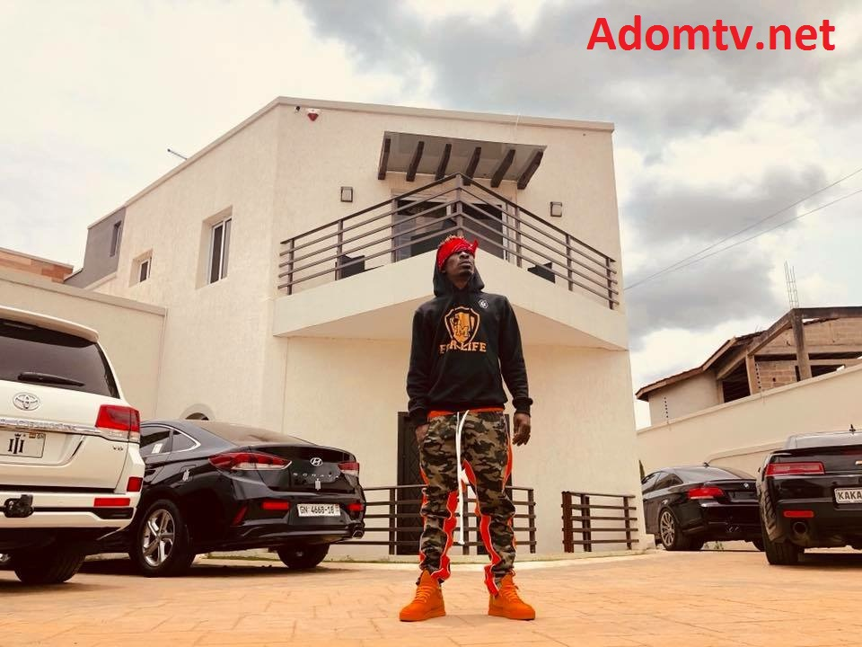 Shatta Wale   Do Not Compare me With Stonebwoy