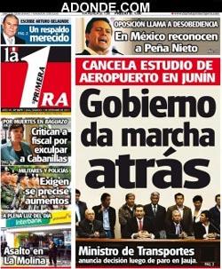 Diario LA PRIMERA