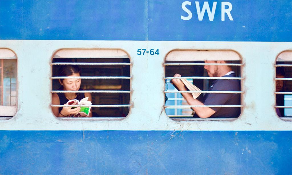 a donde viajar tren