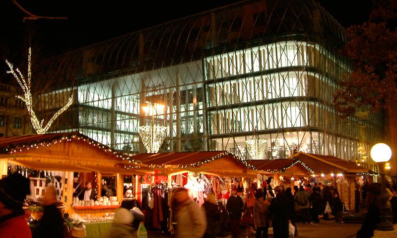 budapest mercado navidad