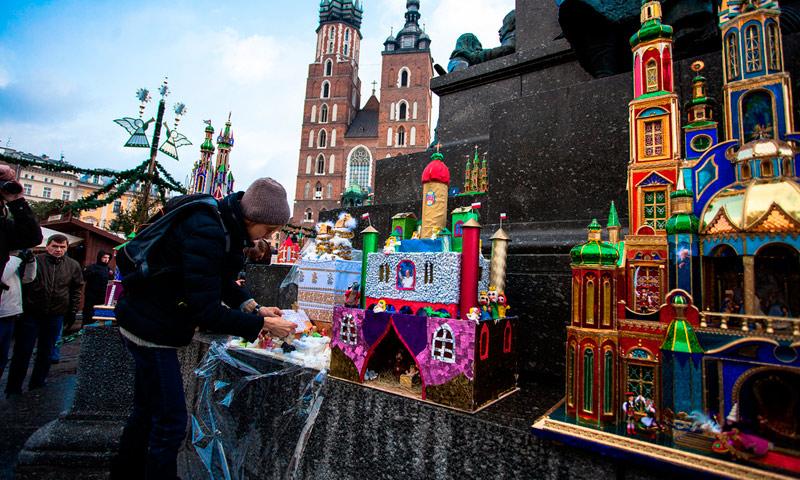 cracovia mercado navidad