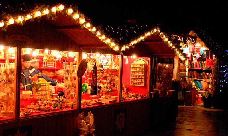 londres mercado navidad