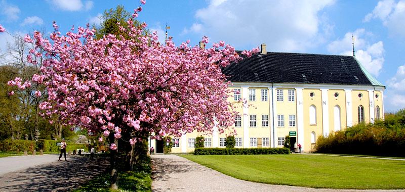 El Castillo de Gavnø, tesoro cultural de Dinamarca
