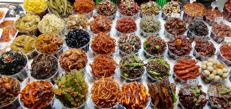 Comida coreana para los Juegos Olímpicos de Invierno