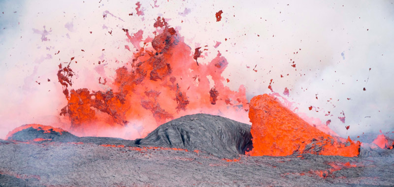 Volcanes activos para visitar