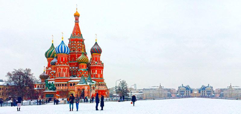 Rusia Guía de Viaje