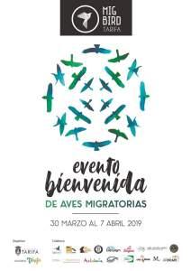 Bienvenida Aves Migratorias Tarifa