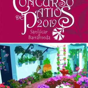"""Del 01 al 05 de Mayo, """"VII Edición Concurso de Patios 2019"""", SANLÚCAR DE BARRAMEDA. adondevoyconmifamilia"""