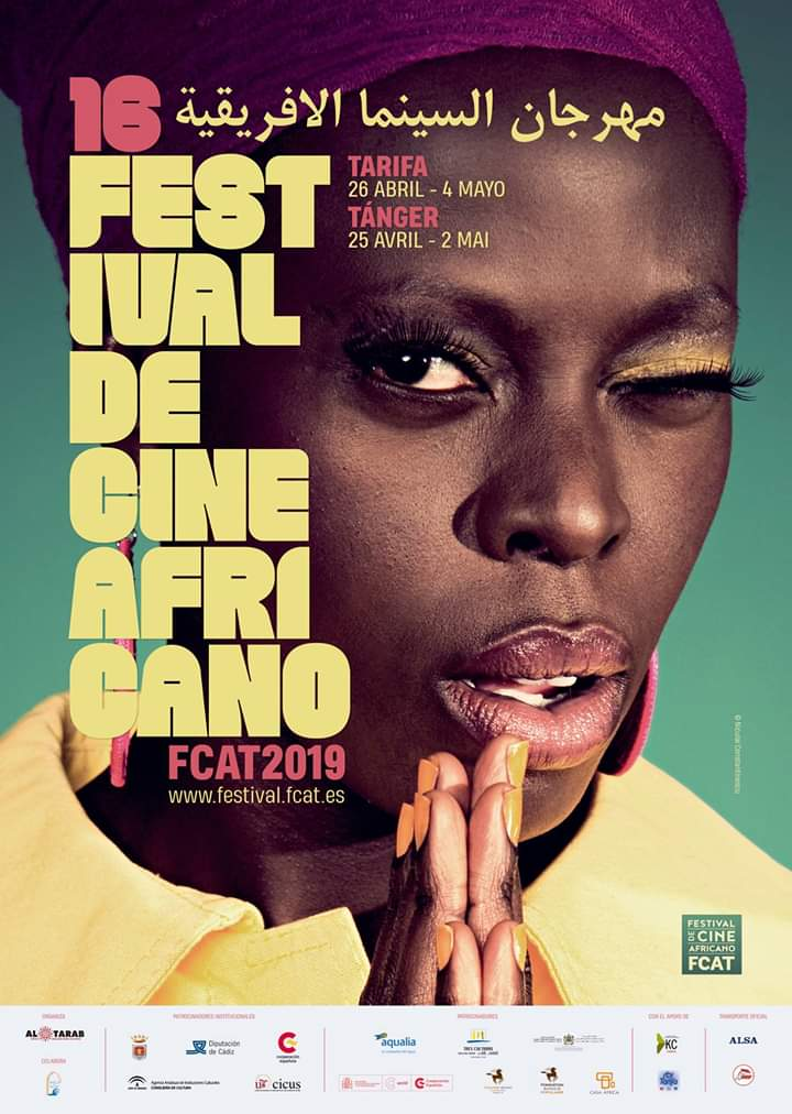 16 Festival de Cine Africano (FCAT 2019) Tarifa Del 26 de Abril al 05 de Mayo TARIFA adondevoyconmifamilia