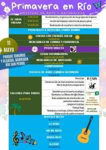 """Mayo 2019, """"Agenda de Actividades"""" Parque Metropolitano de Los Toruños Y Pinar de La Algaida (Puerto Santa María) adondevoyconmifamilia"""