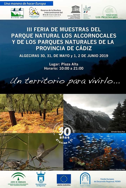 III Feria de Muestras Parques Naturales Provincia de Cádiz
