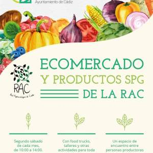 Eco Mercado ( Cádiz) 8 de Junio de 2019 Cádiz niños adondevoyconmifamilia