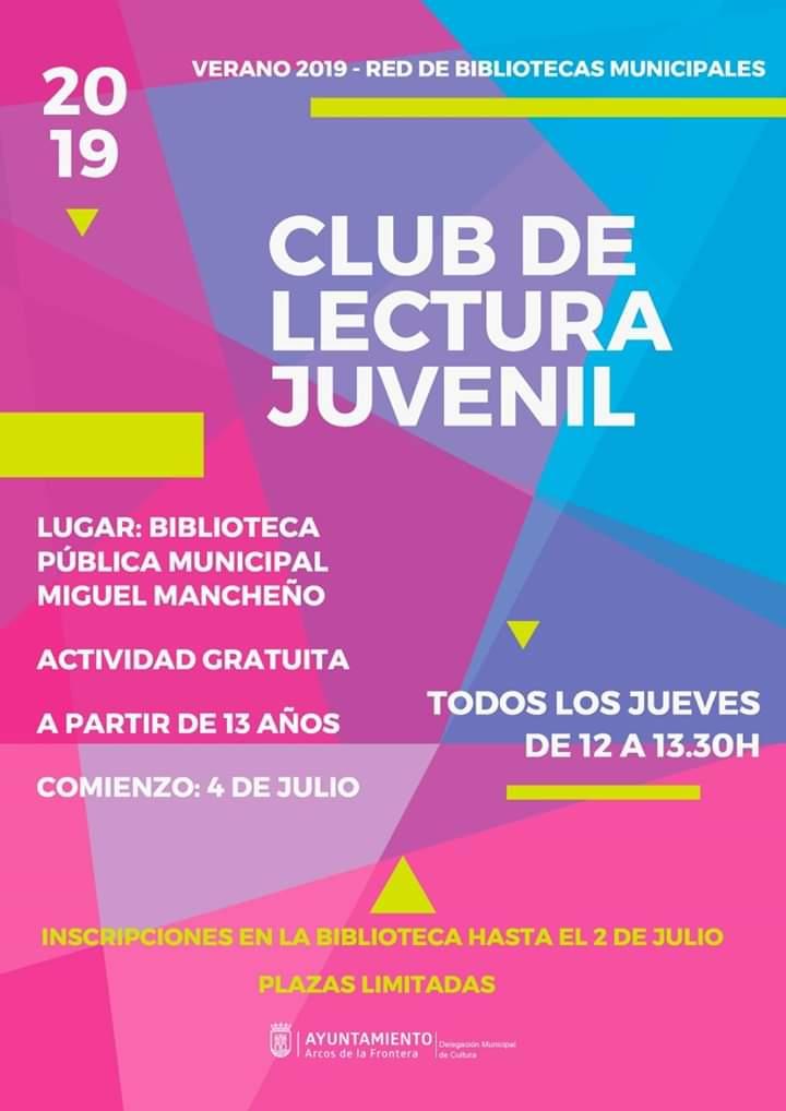 AGENDA DE VERANO 2019 (ARCOS DE LA FRONTERA) adondevoyconmifamilia Cádiz niños