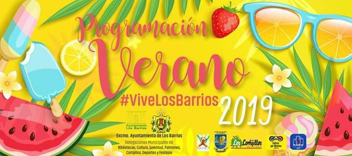 Agenda de Verano 2019 (Los Barrios)