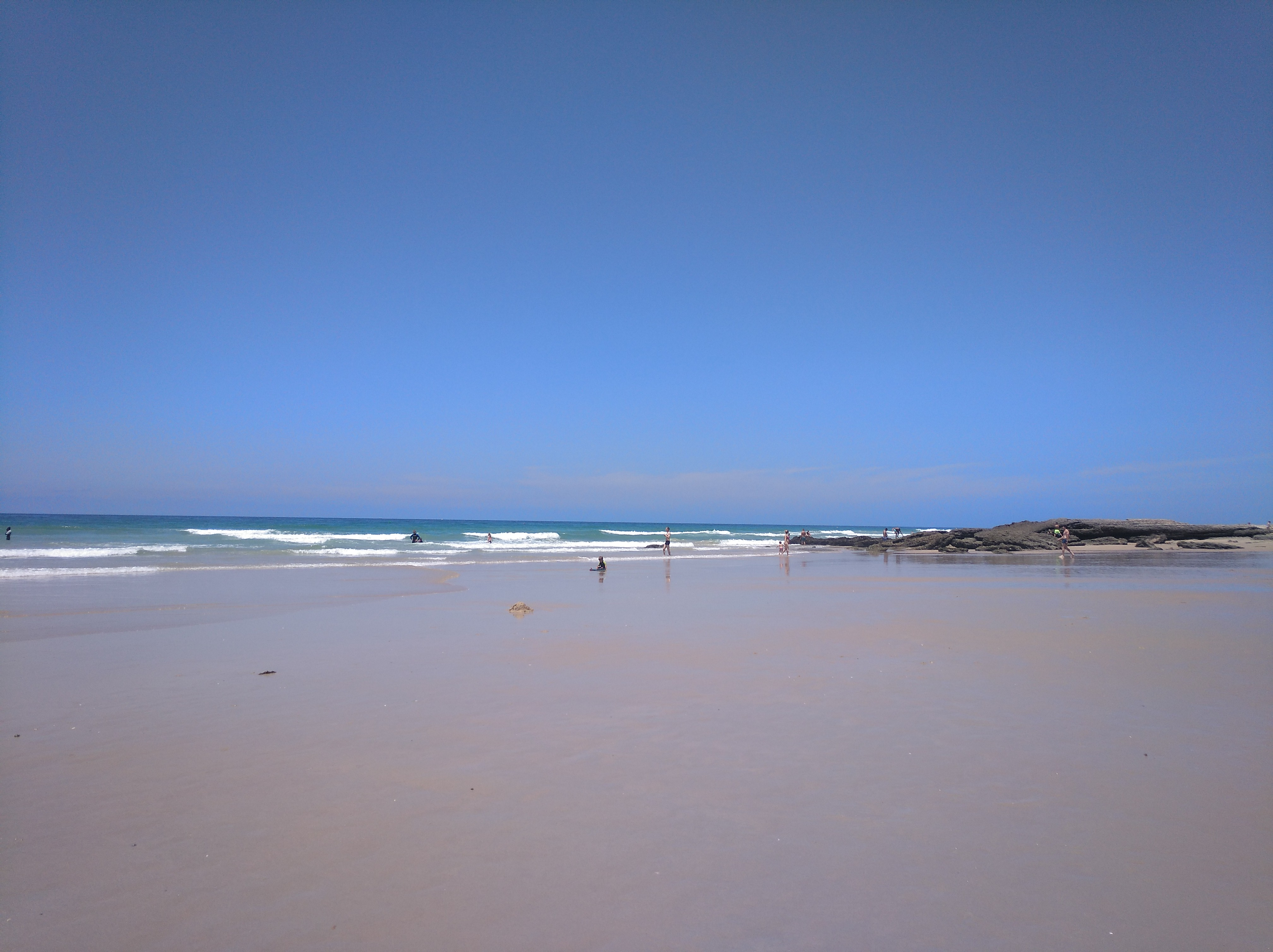 Playa del Palmar Vejer de la Frontera