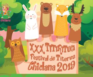 XXX Titiriruci Festival de Titeres Del 10 de Julio al 26 de Agosto de 2019
