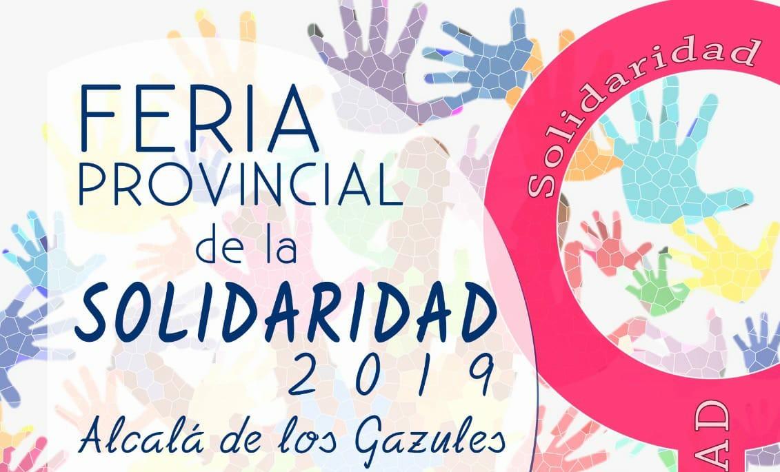 FERIA PROVINCIAL DE LA SOLIDARIDAD (ALCALÁ DE LOS GAZULES ) Sábado 28 de Septiembre de 2019