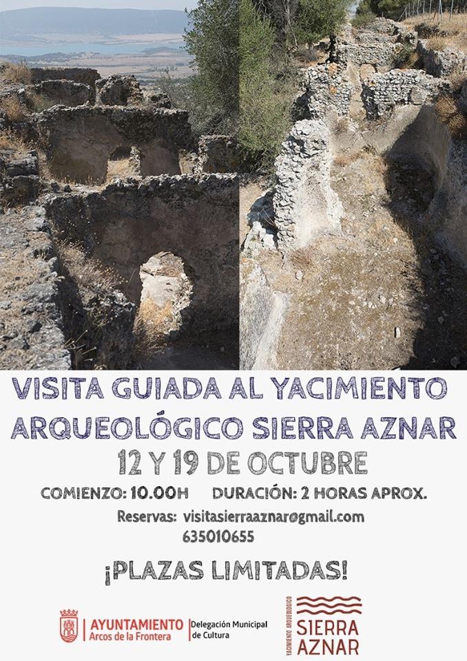 Yacimiento Sierra de Aznar (Arcos de la Frontera)