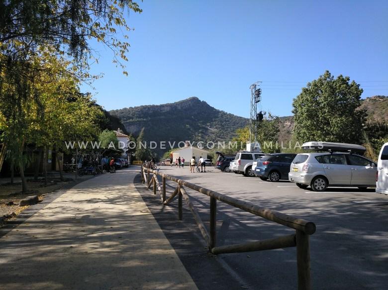 ESTACIÓN DE CORIPE | Vía Verde de la Sierra de CÁDIZ