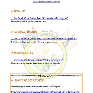 Gozos cajasol Cádiz 2019