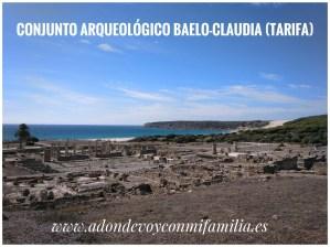 Conjunto Arqueólogico Baelo Claudia (Tarifa)