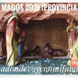 portada reyes magos 2021 adondevoyconmifamilia