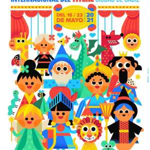 festival titeres ciudad de cadiz 2021 cartel