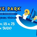 Vive Park San Fernando 15 al 25 de Julio 2021