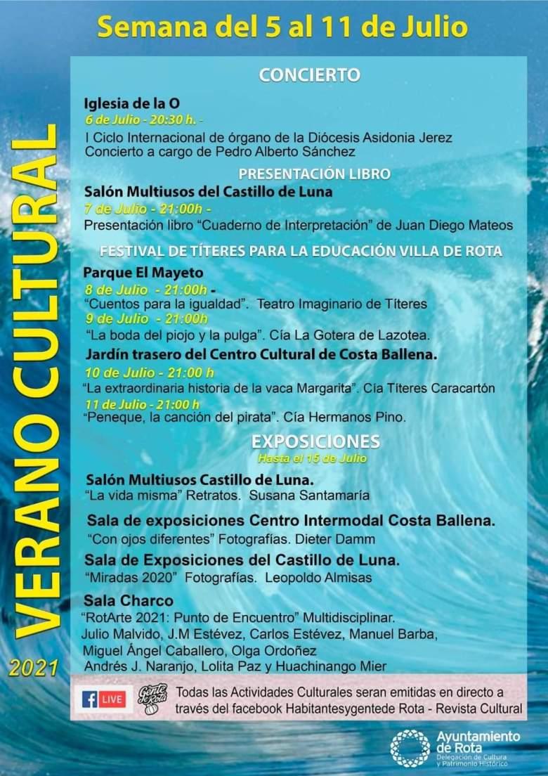 verano cultural rota 2021 - 1