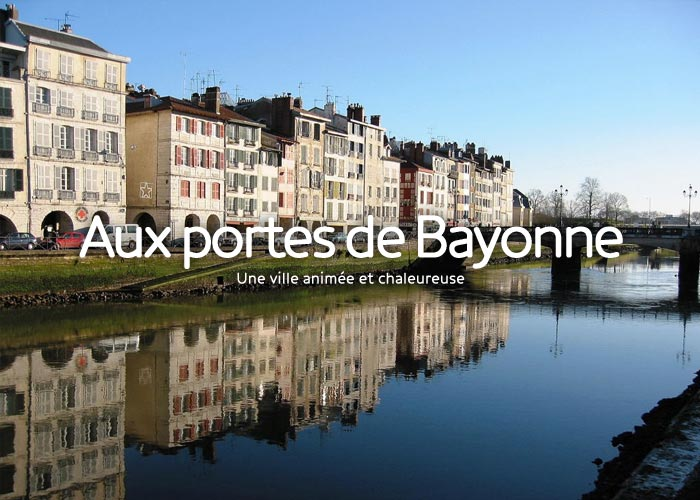 Rservation HotelAdonis Bayonne Lahonce Bayonne