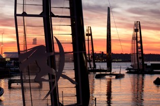 © Gilles Martin-Raget/America's Cup
